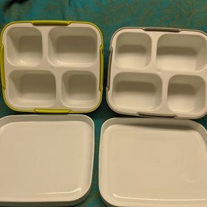 Rubbermaid lunch boxes